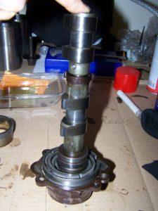 K series VVC internals assembled