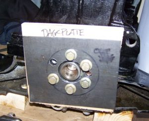 crank seal fitting tool