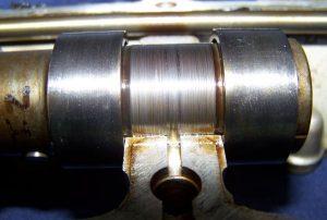 Rover K Series - VVC mechanism